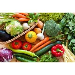 Bedýnka zeleninová mini