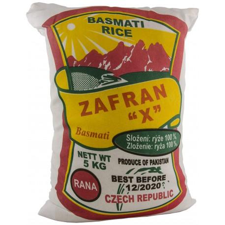 Rýže basmati ZAFRAN 5kg